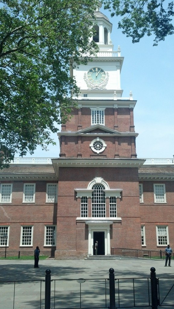 Independence Hall in Philadelphia (Photo by Michael E. Grass)