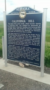 California Hill is located near Brule, Neb. (Photo bu Michael E. Grass)