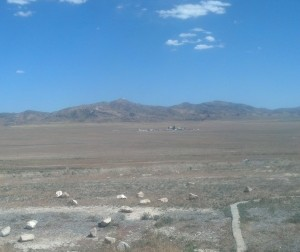 Western Utah is the physical manifestation of emptiness. (Photo by Michael E. Grass)
