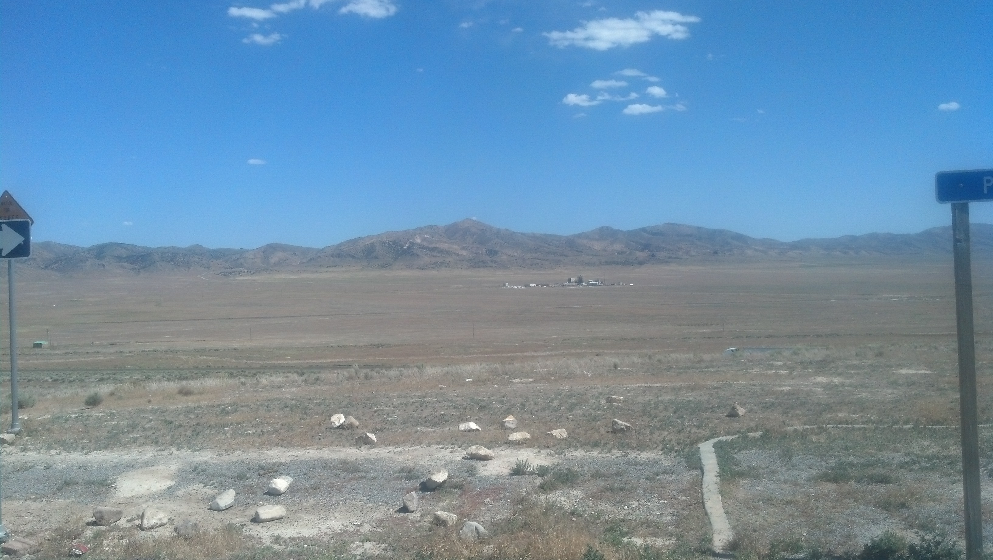 Avoiding Tractionless Grit And Dust Devils In The Great Salt Lake