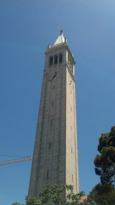 The Campanile on the campus of the University of California at Berkeley (Photo by Michael E. Grass)